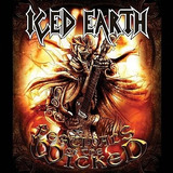 Iced Earth Festivals Of The Wicked [cd Novo De Fabrica]